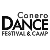 logo_conero dance_bianco