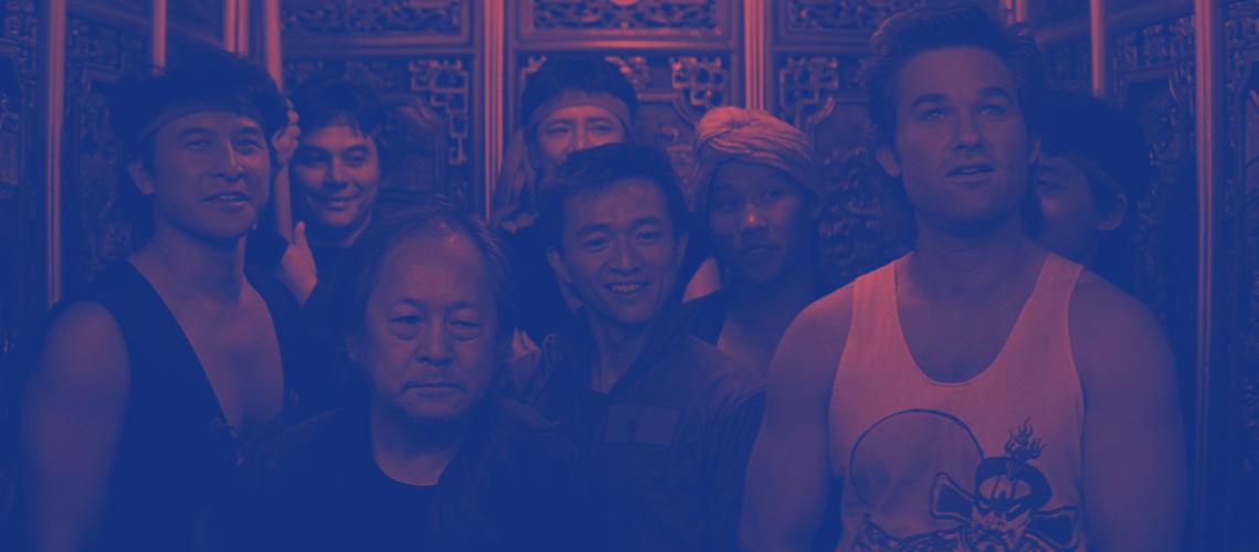 grosso guaio a chinatown VIR