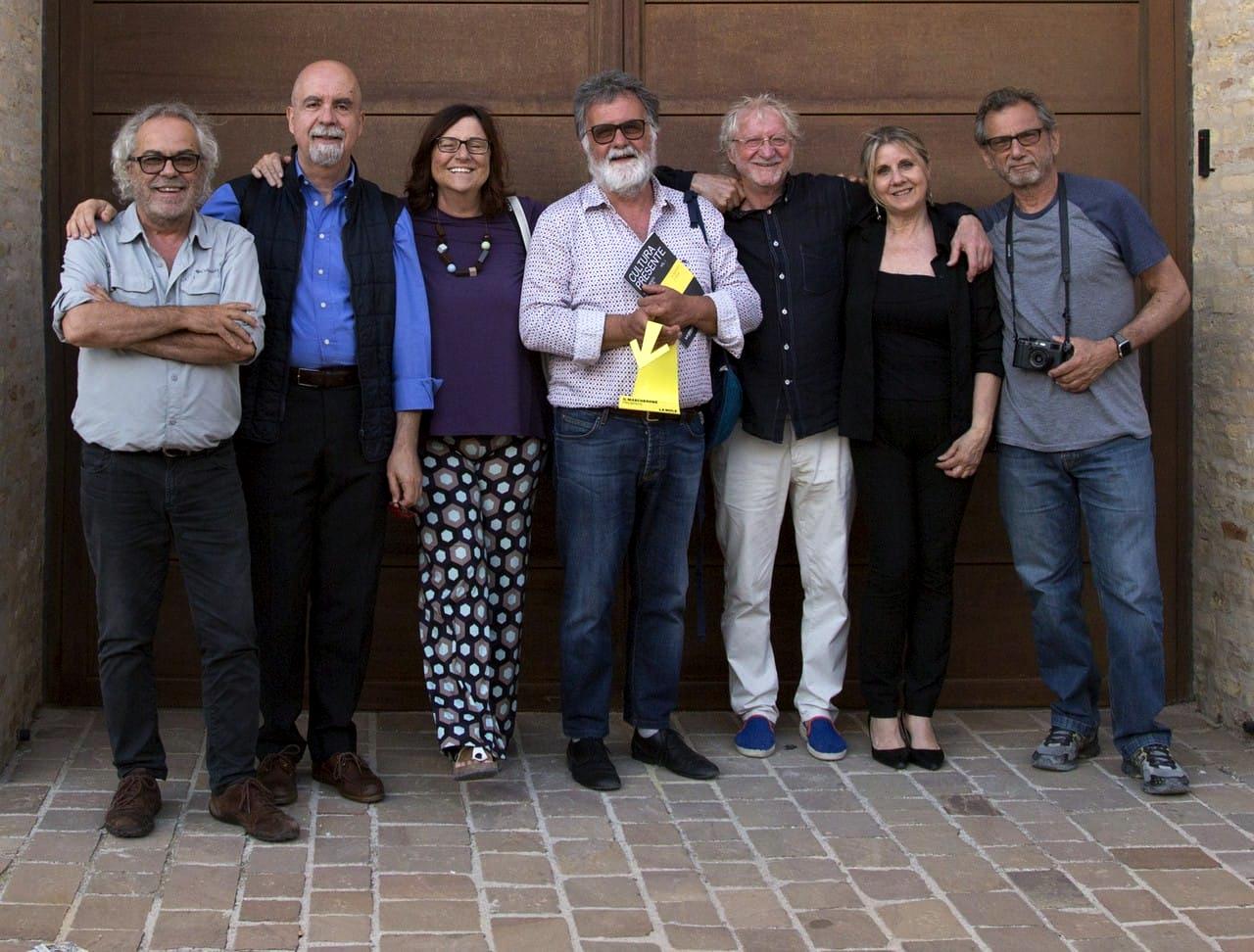 GiorgioSauroPiaDaniloClaudioTizianaLarry