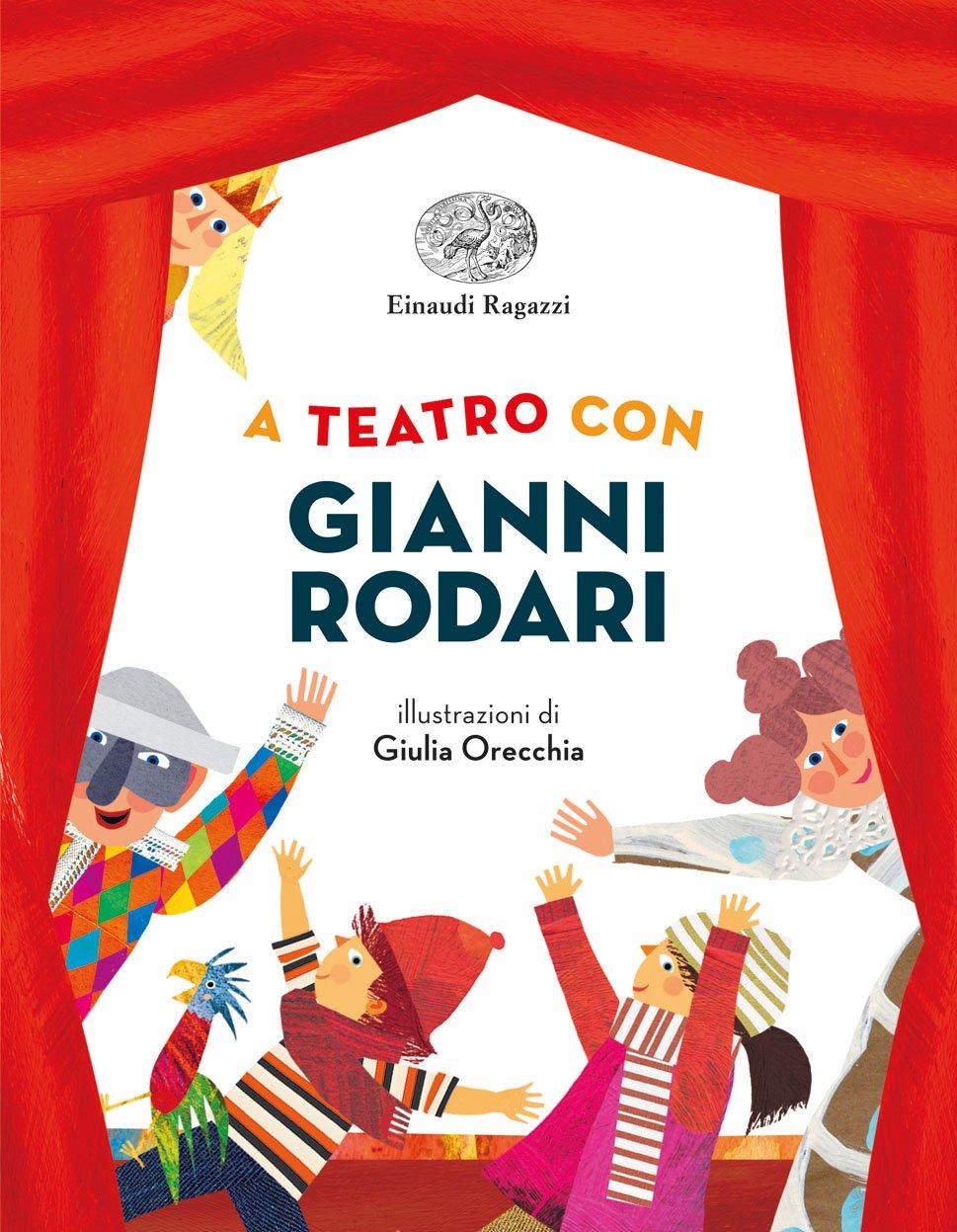 Fare teatro per bambini e ragazzi, partendo dalla loro esperienza, dalle loro invenzioni, dalle loro parole. Questo il progetto che negli anni '70 appassionò Gianni Rodari, inducendolo a impegnarsi in una sperimentazione che coinvolse genitori, insegnanti, uomini di teatro.  Età di lettura: da 8 anni.