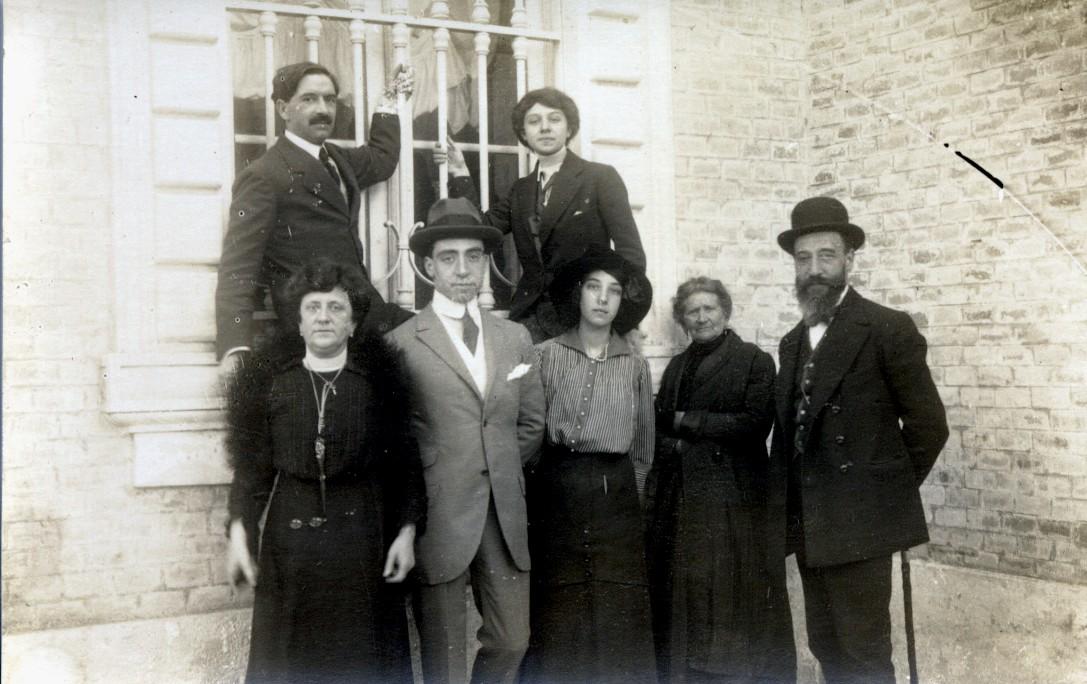 LE IMMAGINI DI UNA VITA 9 dicembre 1911, il matrimonio con Gustavo Modena